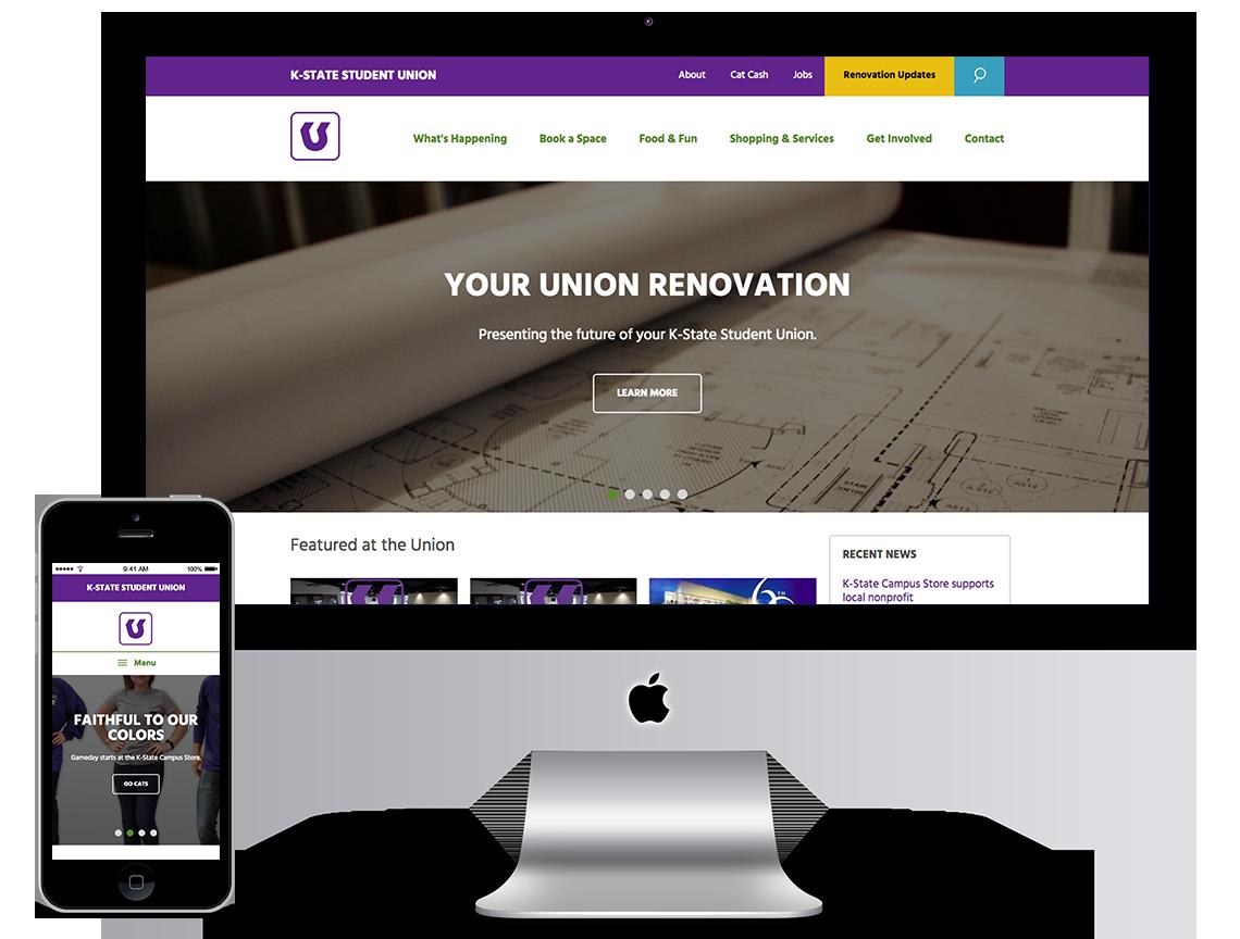 K-State Union Marketing Portfolio 1