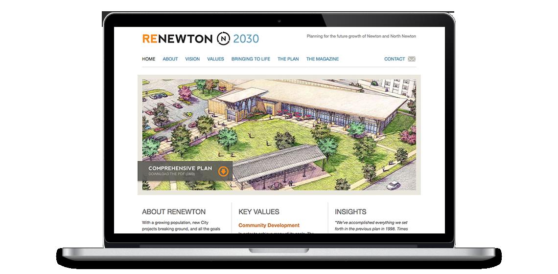 Newton Marketing Portfolio 1