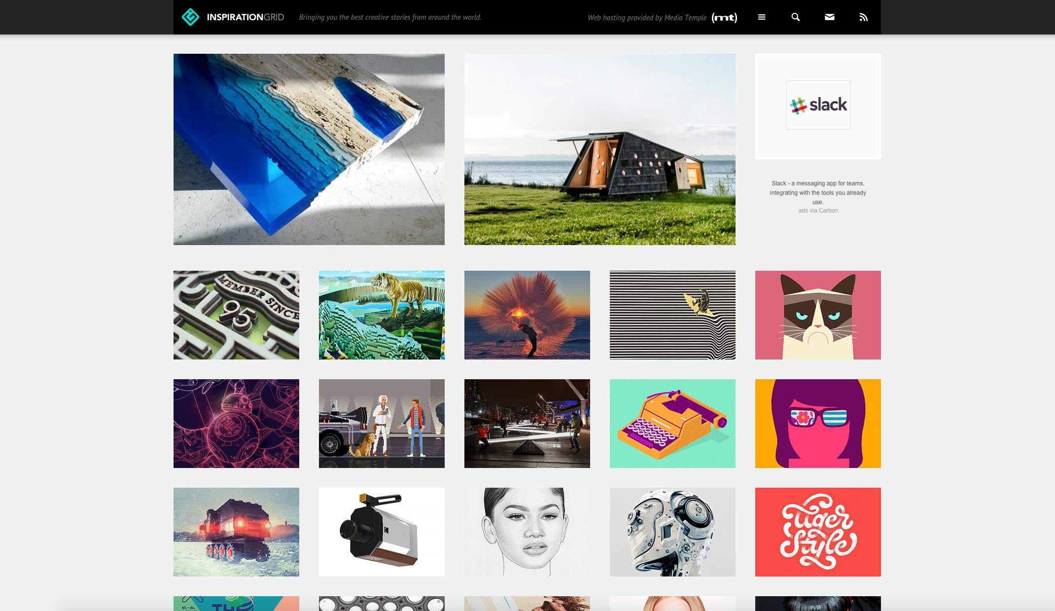 top 10 websites for design inspiration manhattan ks website rh newbostoncreative com