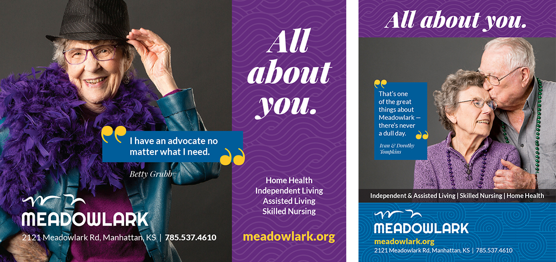 """Meadowlark """"All About You"""" Ad"""