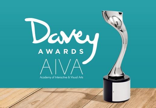 Award winning marketing - Davey 2018