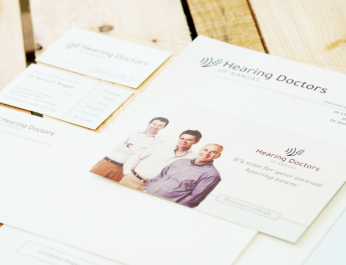 Hearing Doctors Marketing Portfolio 4