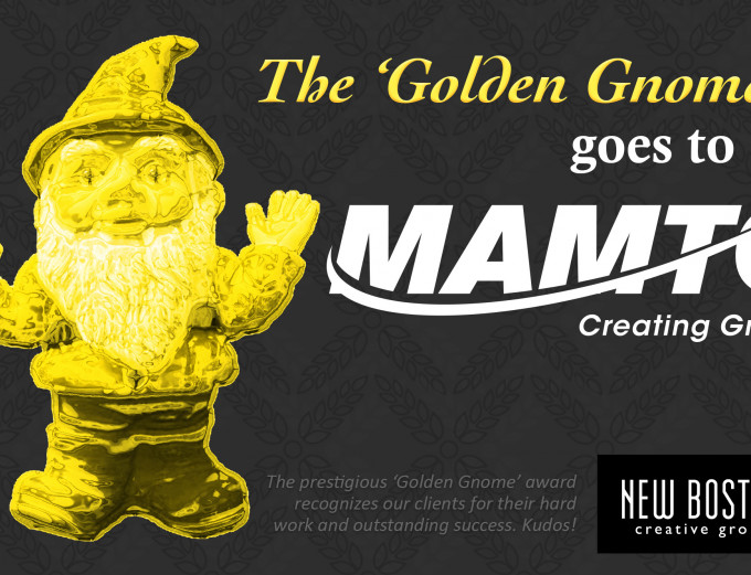 Golden Gnome MAMTC