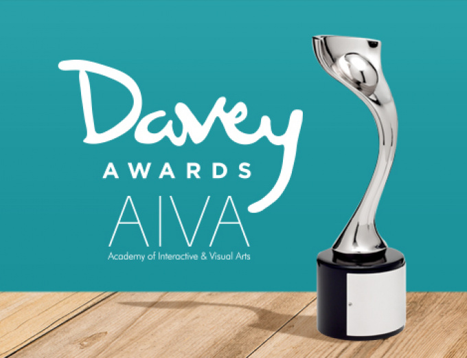 Award winning marketing - Davey 2018