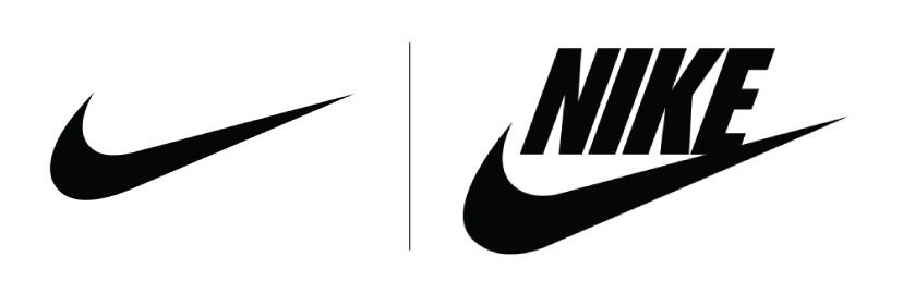 Simple logo Nike