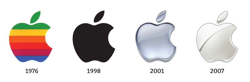 Timeless logo Apple