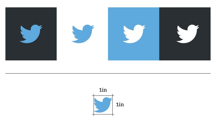 Versatile logo Twitter