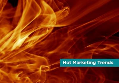 Hot marketing trends 2017