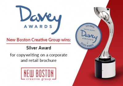 Silver Davey Award
