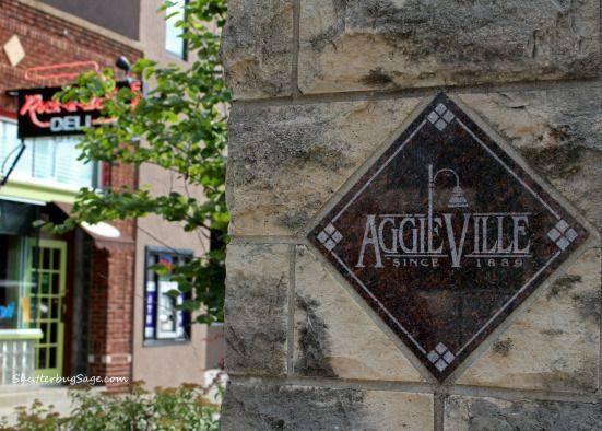 Aggieville Business District