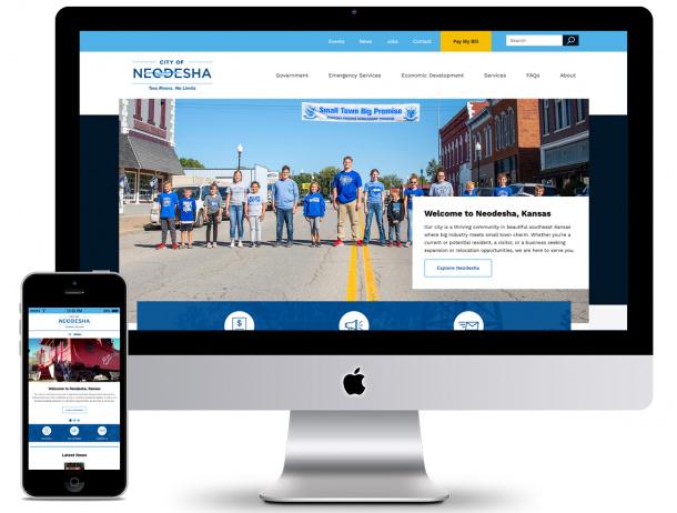 City of Neodesha Website