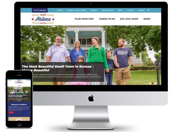 Visit Abilene Website