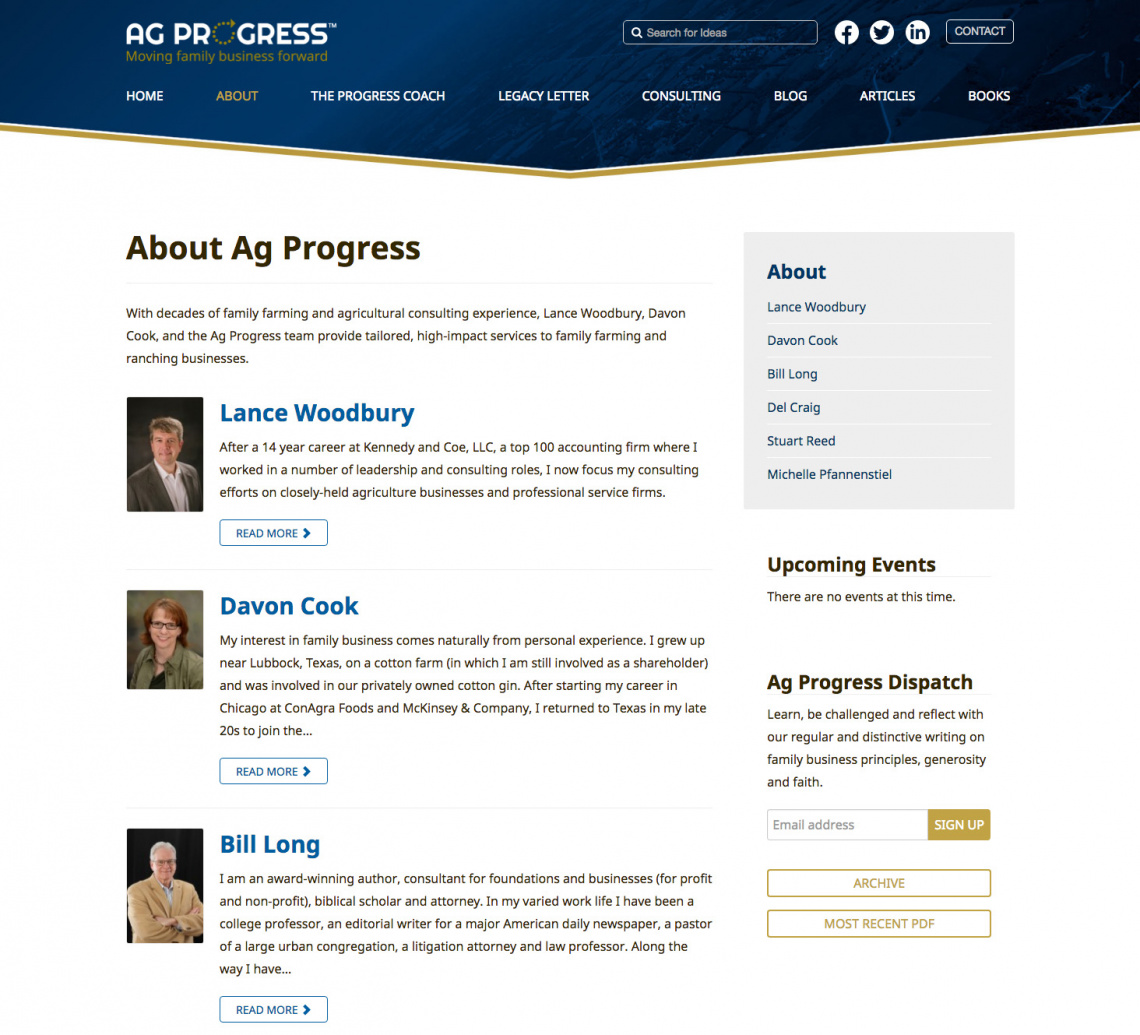 Ag Progress Marketing Portfolio 4