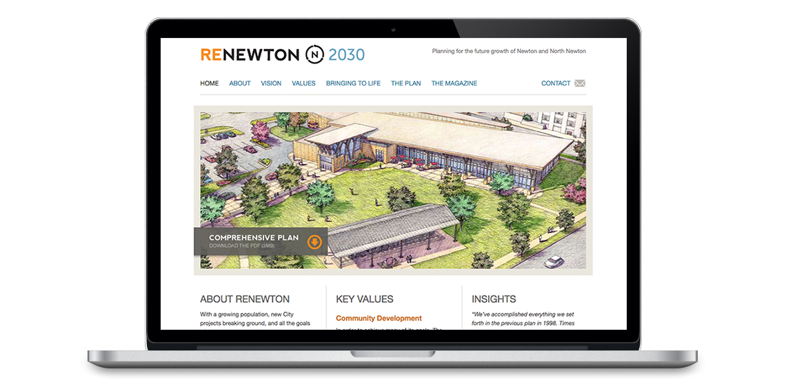 Newton Marketing Portfolio 1