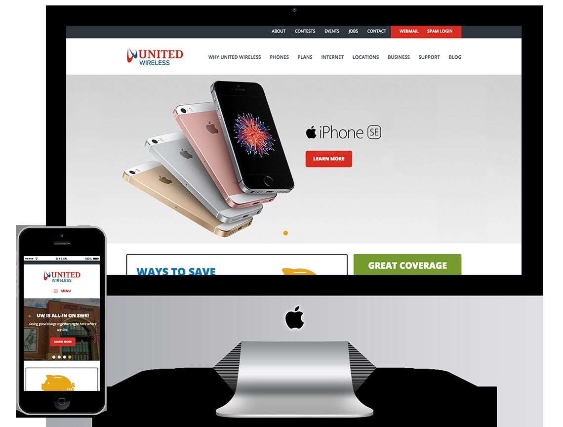 United Wireless Marketing Portfolio