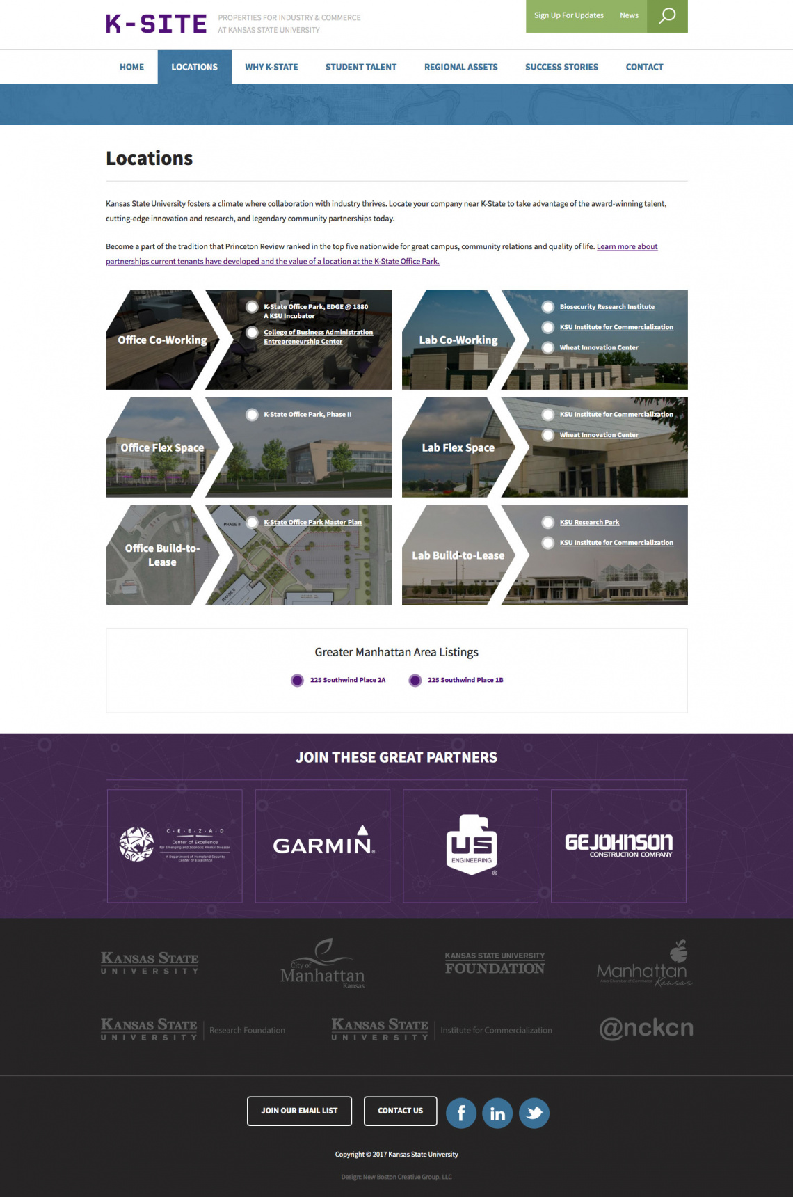 KSU Foundation Marketing Portfolio