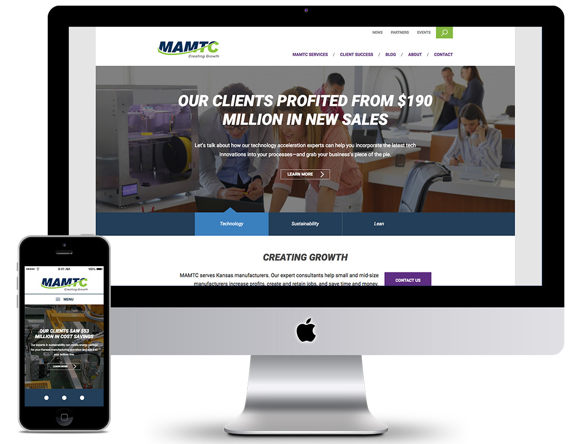 MAMTC Marketing Portfolio 1