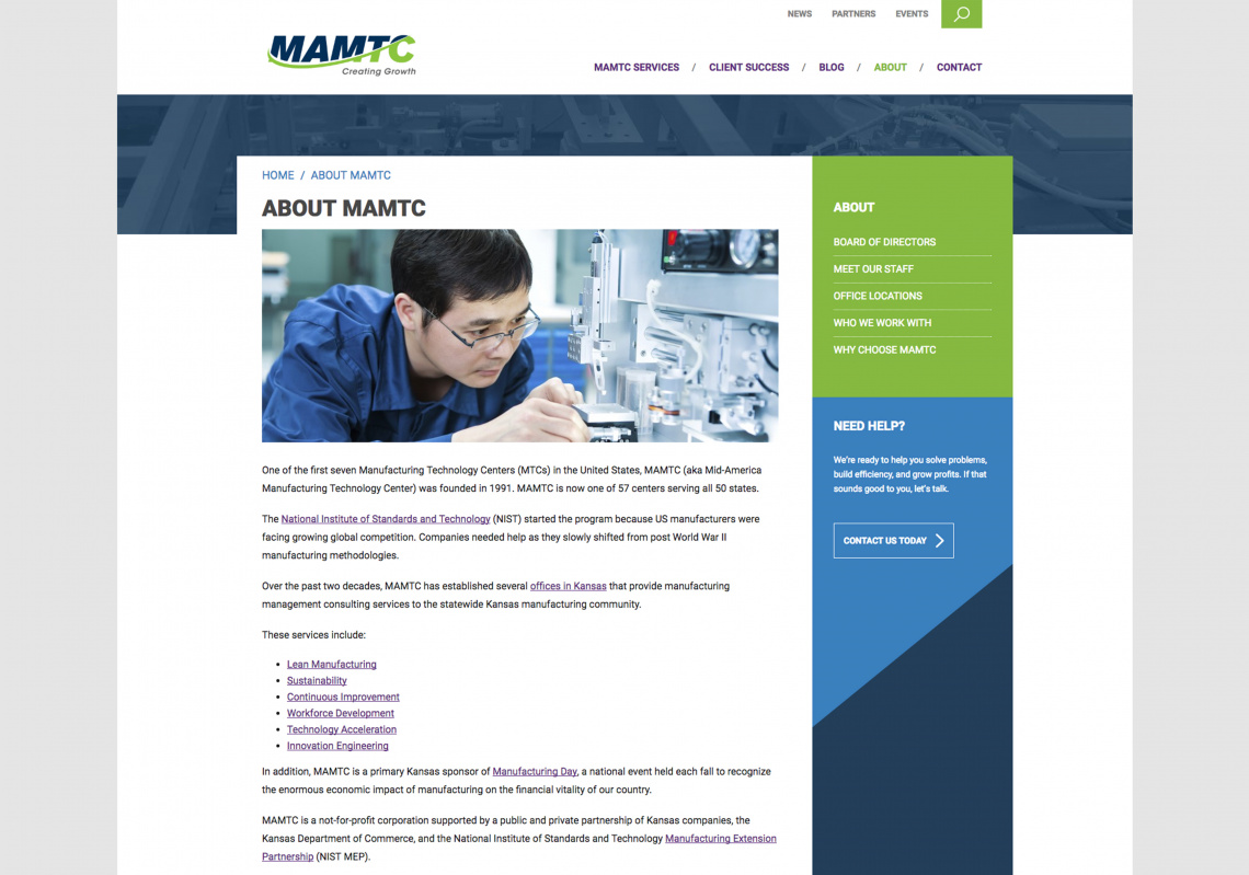 MAMTC Marketing Portfolio 2