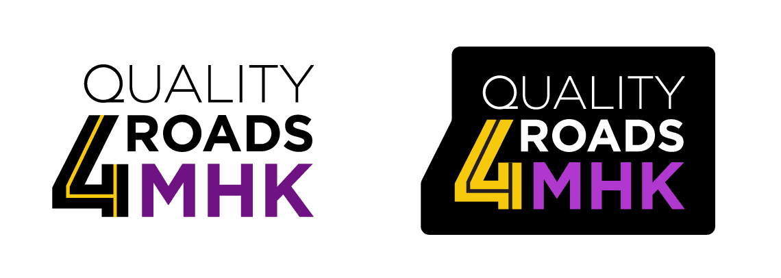 Quality Roads for MHK Logos